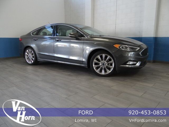 2017 Ford Fusion Platinum Plymouth WI