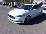 2017 Ford Fusion Platinum REDUCED