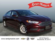 2017_Ford_Fusion_S_  NC