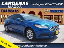 2017_Ford_Fusion_S_ McAllen TX