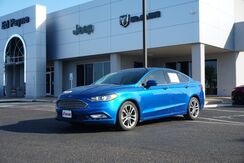 2017_Ford_Fusion_S_ Brownsville TX