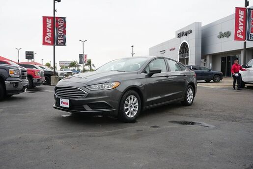 2017 Ford Fusion S Brownsville TX