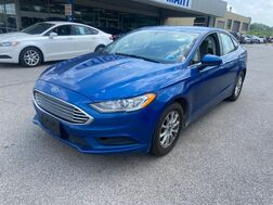 2017_Ford_Fusion_S_ Cleveland OH