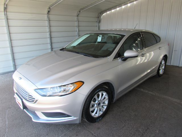 2017 Ford Fusion S Dallas TX