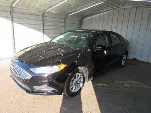 2017 Ford Fusion S Dallas TX