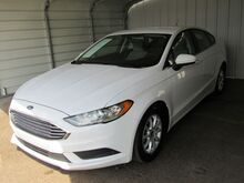 2017_Ford_Fusion_S_ Dallas TX