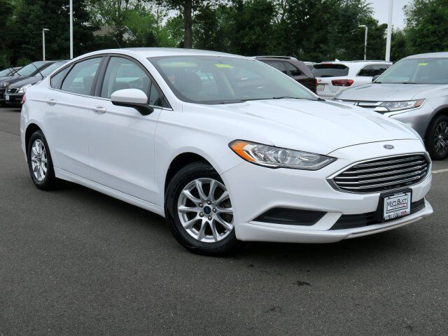 2017 Ford Fusion S Egg Harbor Township NJ