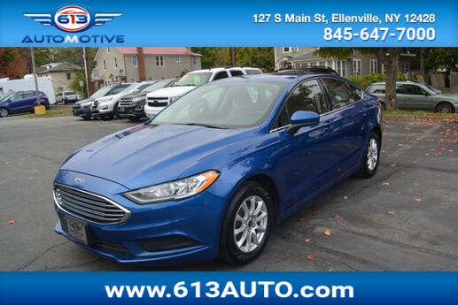 2017 Ford Fusion S Ulster County NY
