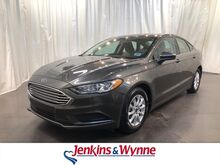 2017_Ford_Fusion_S FWD_ Clarksville TN