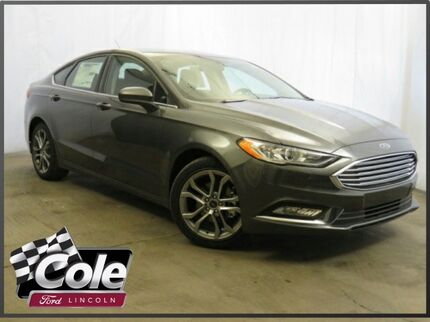 2017_Ford_Fusion_S FWD_ Coldwater MI