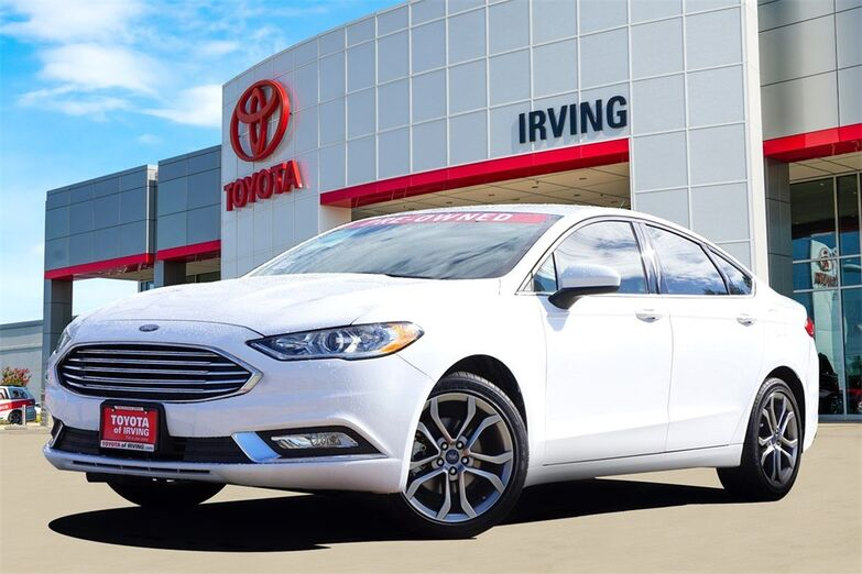 2017 Ford Fusion S Irving TX