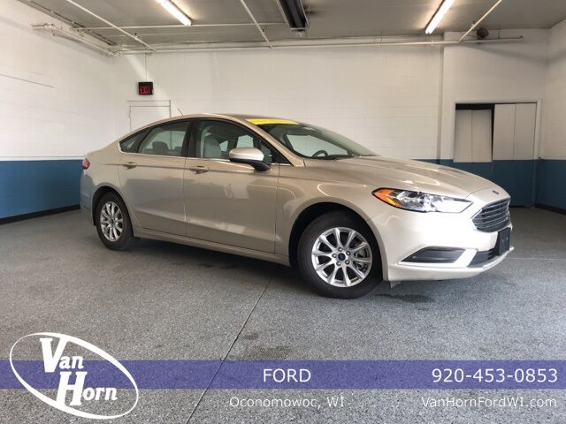 2017 Ford Fusion S Milwaukee WI