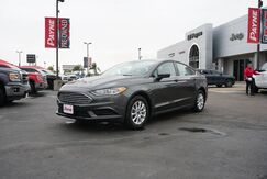 2017_Ford_Fusion_S_ Mission TX