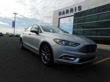 2017_Ford_Fusion_S_ Newport AR