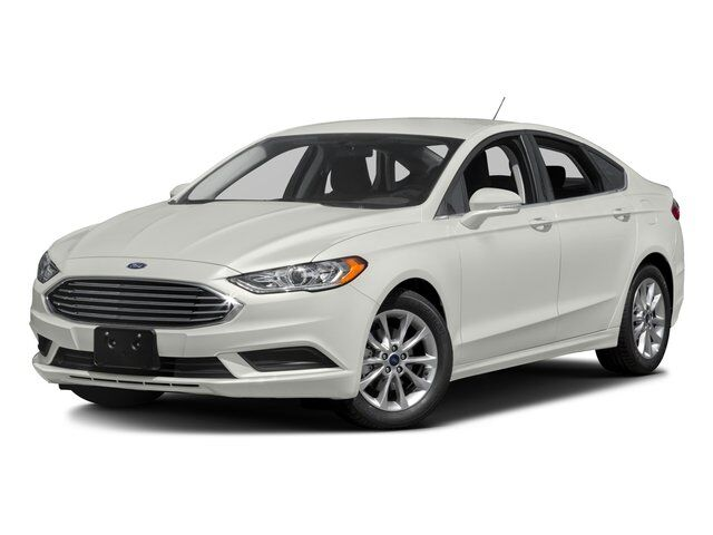 2017 Ford Fusion S Oroville CA