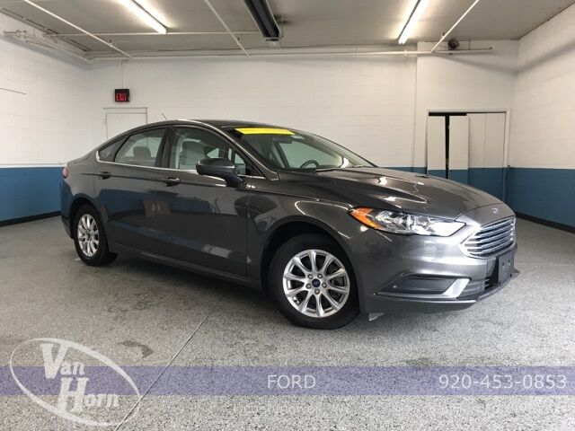 2017 Ford Fusion S Plymouth WI