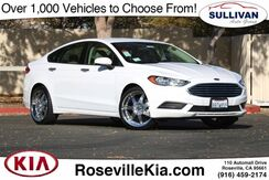 2017_Ford_Fusion_S_ Roseville CA