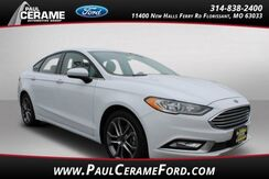 2017_Ford_Fusion_S_ Saint Louis MO