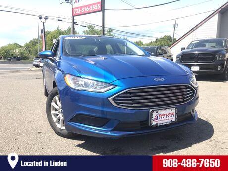 2017 Ford Fusion S South Amboy NJ