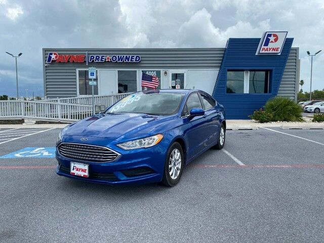 2017 Ford Fusion S Harlingen TX