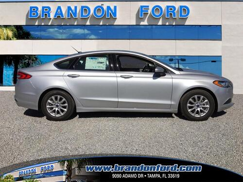 2017 Ford Fusion S Tampa FL