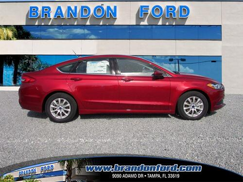 2017 Ford Fusion S Tampa FL