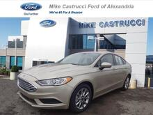 2017_Ford_Fusion_S_ Alexandria KY