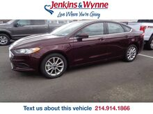 2017_Ford_Fusion_S_ Clarksville TN