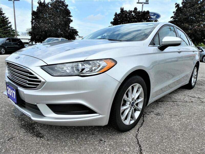 2017 Ford Fusion *SALE PENDING* SE | Remote Start | Cruise Control | Back Up Cam Essex ON