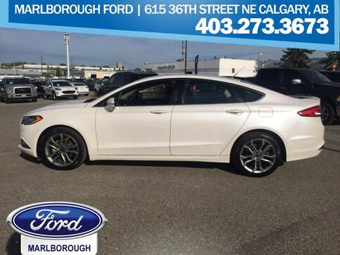 2017_Ford_Fusion_SE  - Certified_ Calgary AB