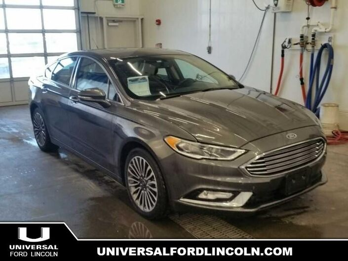2017 Ford Fusion SE  - Certified Calgary AB