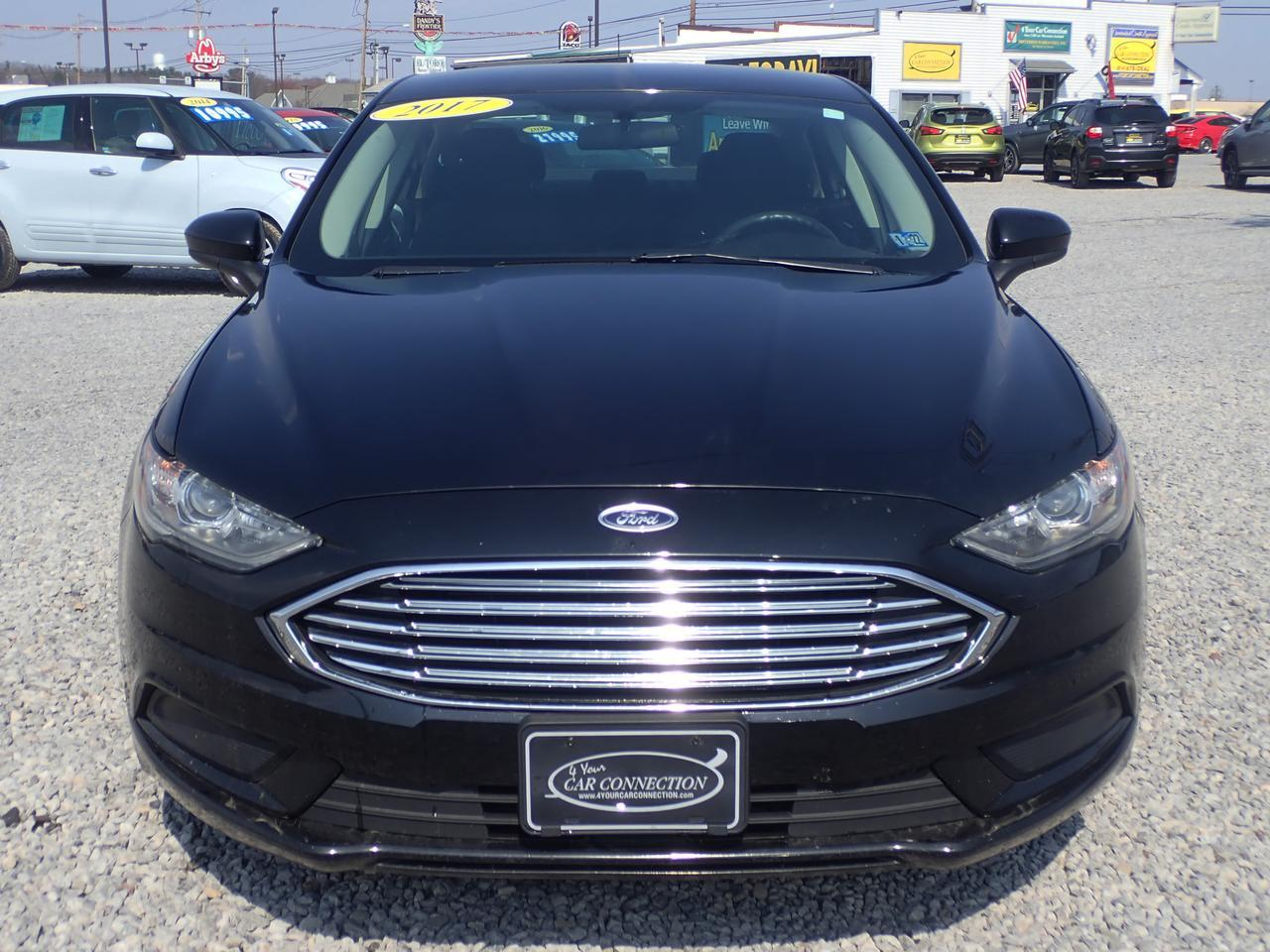 2017 Ford Fusion SE Cranberry PA