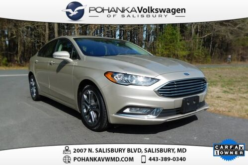 2017_Ford_Fusion_SE ** ONE OWNER ** LEATHER **_ Salisbury MD