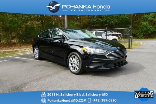 2017_Ford_Fusion_SE ** ONLY 18,770 MILES ** ONE OWNER **_ Salisbury MD