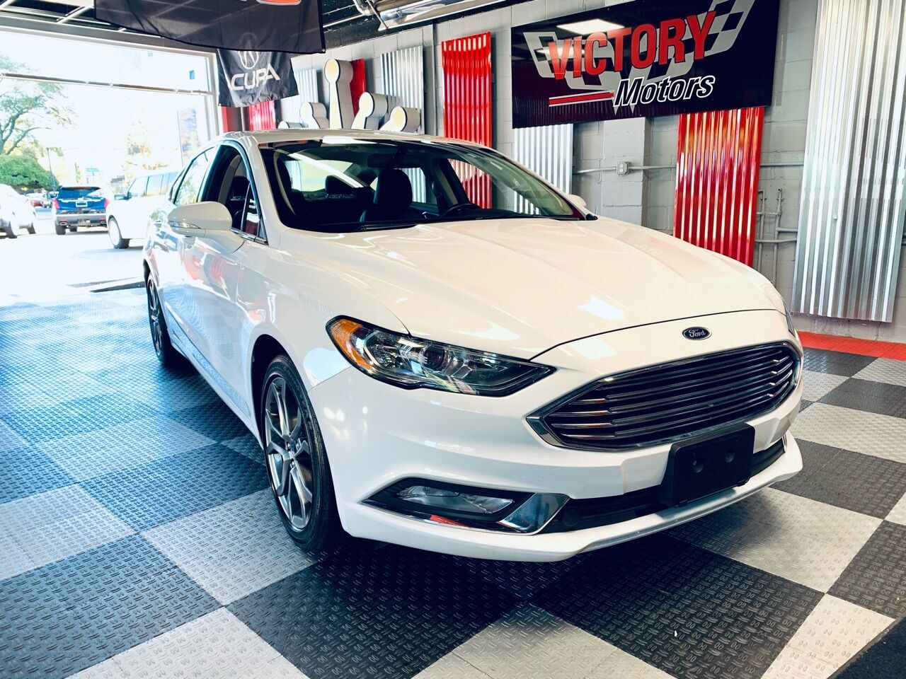2017 Ford Fusion SE 4dr Sedan Royal Oak MI