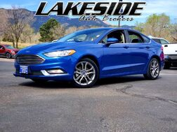 2017_Ford_Fusion_SE AWD_ Colorado Springs CO
