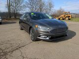 2017 Ford Fusion SE AWD Video
