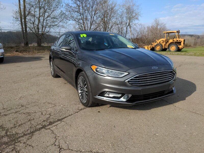 2017 Ford Fusion SE AWD Owego NY