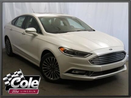 2017_Ford_Fusion_SE AWD_ Coldwater MI