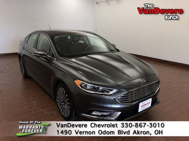 2017 Ford Fusion SE Akron OH