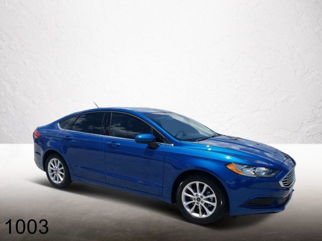 2017 Ford Fusion SE Belleview FL