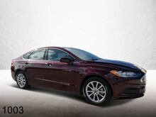 2017_Ford_Fusion_SE_ Belleview FL