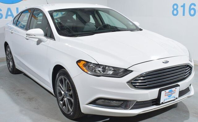 2017 Ford Fusion SE Blue Springs MO