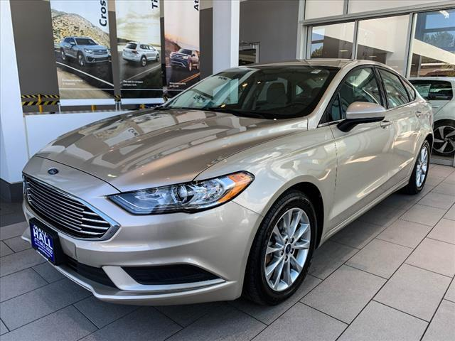 2017 Ford Fusion SE Brookfield WI