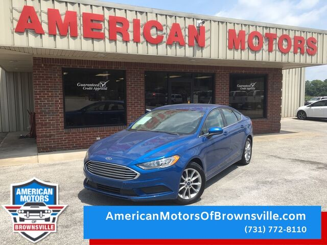 2017 Ford Fusion SE Brownsville TN