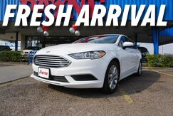 2017_Ford_Fusion_SE_ Brownsville TX