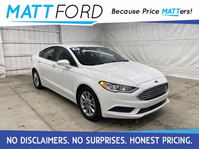 2017 Ford Fusion SE Kansas City MO