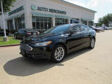 2017_Ford_Fusion_SE CLOTH SEATS, BACKUP CAMERA, BLUETOOTH, HTD FRONT SEATS, KELESS START_ Plano TX
