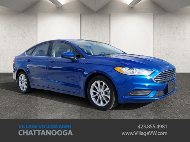 2017 Ford Fusion SE Chattanooga TN