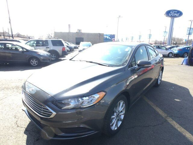 2017 Ford Fusion SE Chicago IL